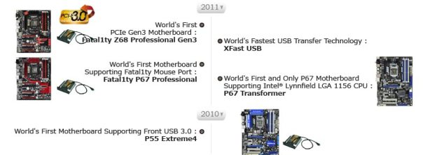 ASRock IT Industry Awards - 2010-2011