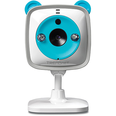 TRENDnet TV-IP745SIC Wifi HD Baby Cam - Front