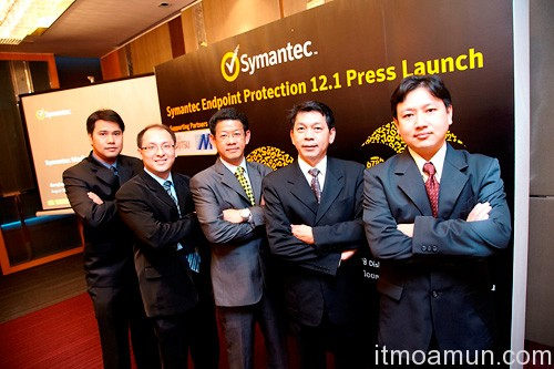 Symantec Endpoint, Endpoint Protection 12.1