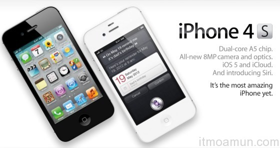 Apple, iPhone 4S