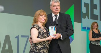 Photo for Agenda17 Award