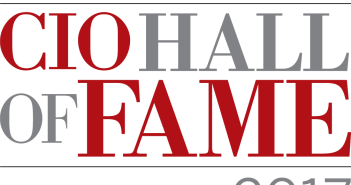 Logo for CIO Hall of Fame Award