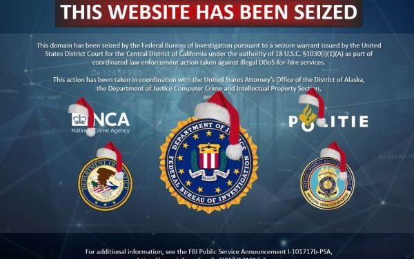 FBI kicks some of the worst 'DDoS for hire' sites off the internet