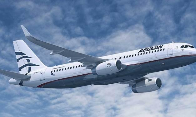 Απογειώθηκαν έσοδα και κίνηση στην Aegean Airlines