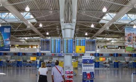 Αεροδρόμιo Αθήνας +7,8% η κίνηση το α' 2μηνο