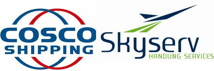 Στρατηγική συνεργασία Cosco και Skyserv