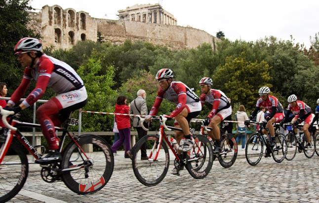 Αύριο ο Ποδηλατικός Γύρος της Αθήνας