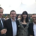 Η Υπουργός Τουρισμού κα Έλενα Κουντουρά στην εκδήλωση-θεσμό  Blue Dream στη Νέα Υόρκη