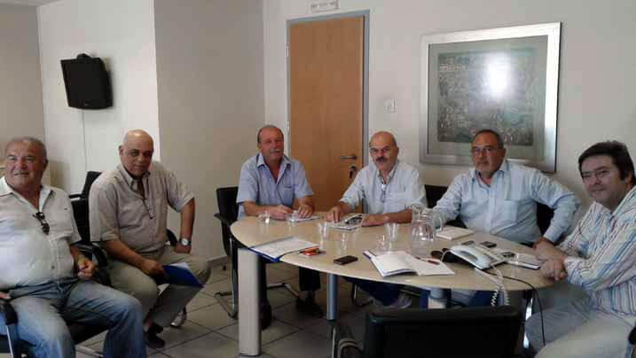 Συνάντηση   FEDHATTA  με τη Διοίκηση του ΟΑΕΕ για τα ασφαλιστικά θεματα
