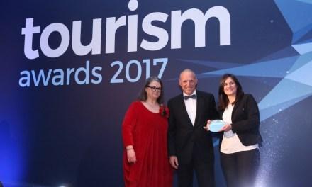 Βραβείο Tourism Awards σε Λιμενικό Ταμείο Σκύρου και Πανεπιστήμιο Αιγαίου