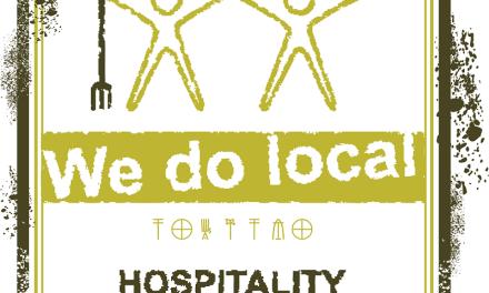 """Ασημένιο βραβείο για το """"We do local"""" στα Tourism Awards 2017"""