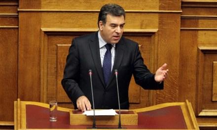 Ερώτηση Κόνσολα στην Βουλή για τον Δορυφόρο Λογαριασμό Τουρισμού
