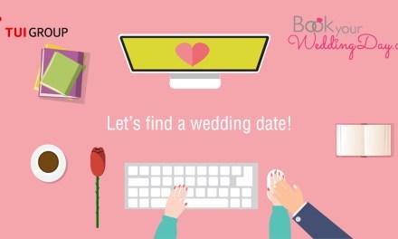 Ενισχύεται ο γαμήλιος Τουρισμός στην Ελλάδα από την συνεργασία TUI UK με BookYourWeddingDay.com
