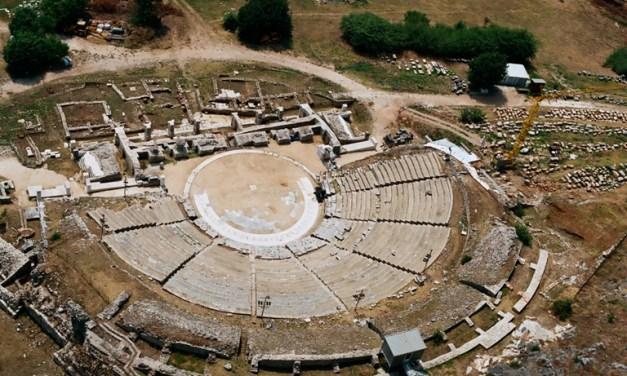 Ενταξη στην UNESCO του Αρχαιολογικού Χώρου Φιλίππων