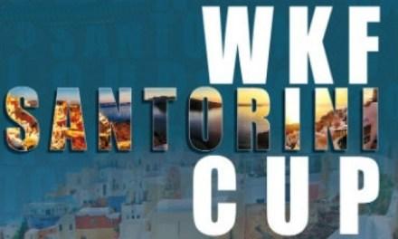 Πανευρωπαϊκοί αγώνες Kickboxing σε Σαντορίνη