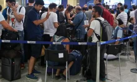 Καθυστερήσεις από τα νέα μέτρα ελέγχου σε αεροδρόμια