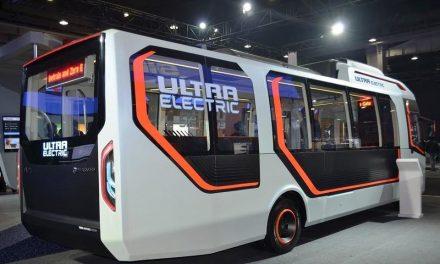 Μικρά ηλεκτροκίνητα λεωφορεία στο Ηράκλειο