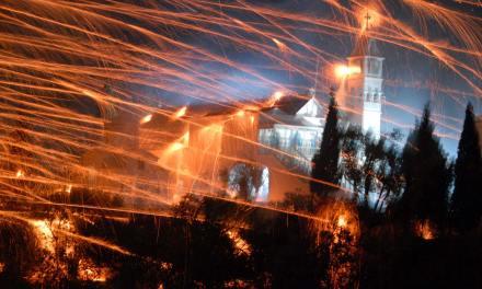 """""""Πόλεμος"""" για τον ρουκετοπόλεμο στην Χίο"""