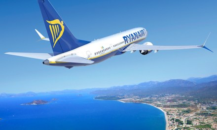 Ryanair:Αύξηση επιβατικής κίνησης τον Μάρτιο