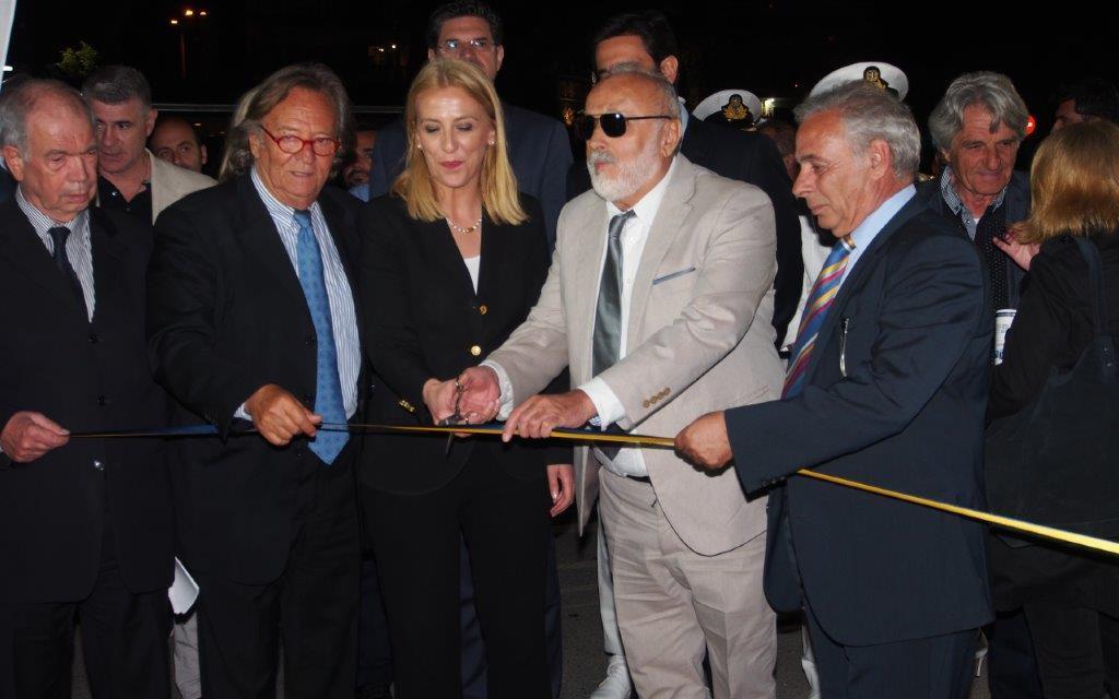 """""""Ανοιξε πανιά"""" το East Med Yacht Show"""