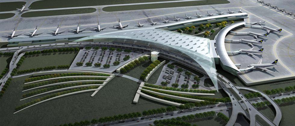 """«Ανοίγει"""" ο δρόμος…για το νέο αεροδρόμιο στο Καστέλι"""