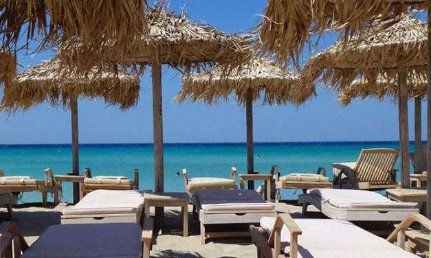 519 Γαλάζιες Σημαίες 2018 στης  ελληνικές ακτές