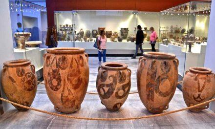 Βραβείο στο Αρχαιολογικό Μουσείο Ηρακλείου