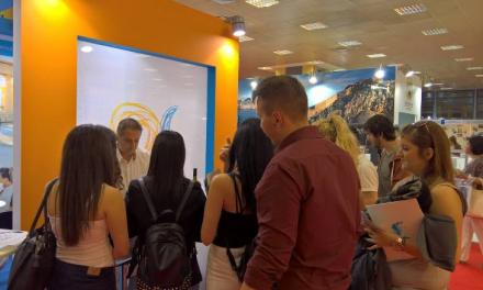 Κέρδισε τις εντυπώσεις η Περιφέρεια Αττικής στην 1η Greek Travel Show 2017