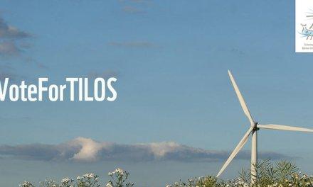 Η Τήλος υποψήφια στο βραβείο Βιώσιμης Ενέργειας