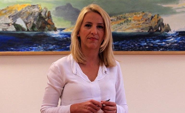 Ρένα Δούρου: Χρειαζόμαστε ένα νέο μοντέλο δίκαιης ανάπτυξης στη βάση ενός νέου επιχειρείν