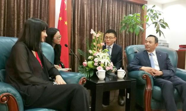 Προτεραιότητα για την Ελλάδα το στρατηγικό άνοιγμα της κινεζικής τουριστικής αγοράς- Διαδοχικές συναντήσεις της Υπουργού Τουρισμού Έλενας Κουντουρά