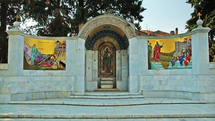 """Υποψηφιότητα για την πιστοποίηση της πολιτιστικής διαδρομής """"Στα βήματα του Αποστόλου Παύλου"""