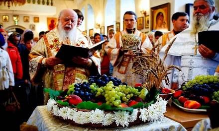Γιατί ευλογούνται τα σταφύλια την Εορτή της Μεταμορφώσεως του Σωτήρος;