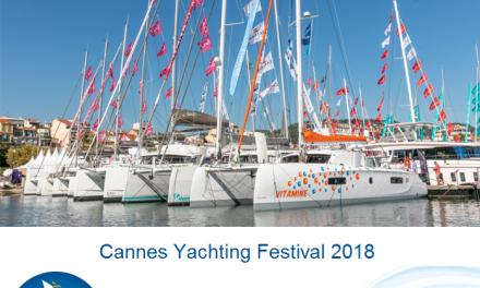 Το Yachting Festival Συναντά το Φεστιβάλ Καννών