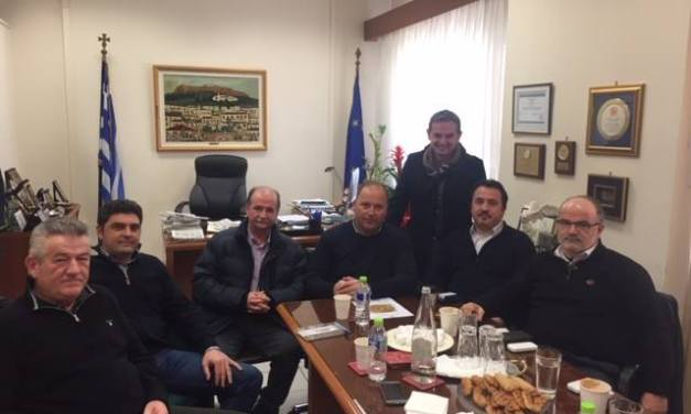 Συνάντηση συνεργασίας είχε ο Πρόεδρος του Επιμελητηρίου Φθιώτιδας κ. Αθ. Κυρίτσης & η Διοικητική Επιτροπή με τον Πρόεδρο της ΓΣΕΒΕΕ κ. Γ. Καββαθά
