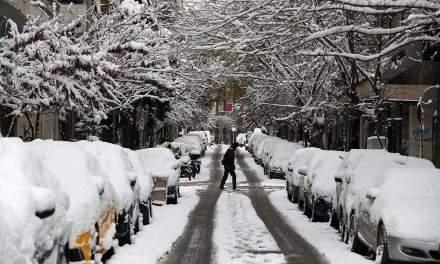 Έρχεται ο «Χιόνης» και φέρνει χιονοπτώσεις ακόμη και στην Αττική (Video)