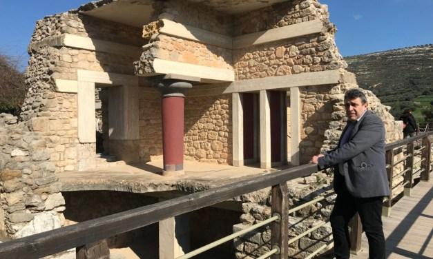 Άρθρο Νίκου Ηγουμενίδη για τα θέματα της Κρήτης: Νερό, Υγεία, Αυθαίρετα, και νέο Αεροδρόμιο στο επίκεντρο