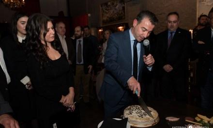 Παρουσία πλήθους μελών και φίλων πραγματοποιήθηκε η ετήσια κοπή πίτας της Διεθνής Ναυτικής και Βιομηχανικής Ένωσης (WIMA)