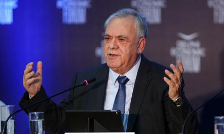 Γ. Δραγασάκης: Τον Απρίλιο η ψήφιση της Αναπτυξιακής Τράπεζας