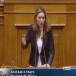 Εισήγηση της Βουλευτή ΣΥΡΙΖΑ Έβρου Ν. Γκαρά στο Νομοσχέδιο του Υπουργείου Ναυτιλίας για την αξιοποίηση των περιφερειακών λιμανιών