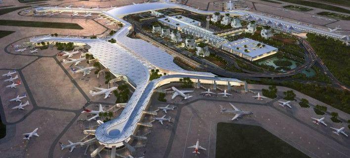 Επένδυση-μαμούθ για νέο αεροδρόμιο στην Κρήτη -Ετοιμο σε 60 μήνες  Πηγή: Επένδυση-μαμούθ για νέο αεροδρόμιο στην Κρήτη -Ετοιμο σε 60 μήνες | iefimerida.gr