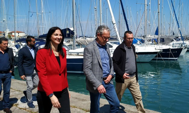 Έλενα Κουντουρά: «Στρατηγική προτεραιότητα η ανάπτυξη του θαλάσσιου τουρισμού για την Λευκάδα» –