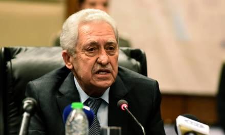 Φ. Κουβέλης: Η ναυτιλία σημαντικό μέγεθος για την ανάπτυξη της οικονομίας