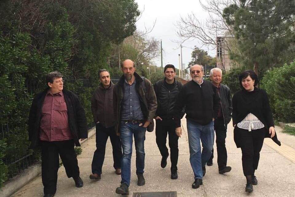 Ο Υποψήφιος Δήμαρχος Πειραιά Νίκος Μπελαβίλας επισκέφτηκε το ΣΕΦ