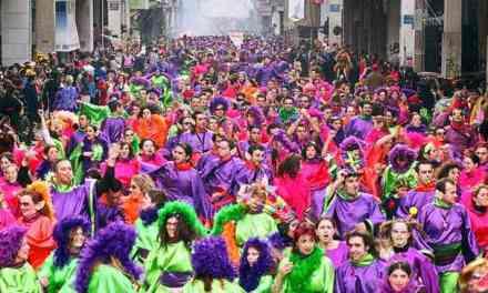 ΠΑΤΡΙΝΙΝΟ ΚΑΡΝΑΒΑΛΙ Μεγάλη Παρέλαση της Κυριακής