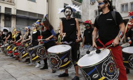 Το πιο όμορφο καρναβάλι της Αθήνας, την Κυριακή στο Μεταξουργείο