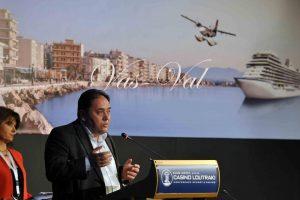 'Εναυσμα για επενδύσεις στην Ελλάδα το 1ο Διεθνές Συνέδριο για τα Υδατοδρόμια στο Λουτράκι