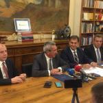 Δηλώσεις πολιτικής ηγεσίας  υπ. Τουρισμού στο πλαίσιο των συναντήσεων στην Ρόδο για το Περιφερειακό Συμβούλιο Τουρισμού