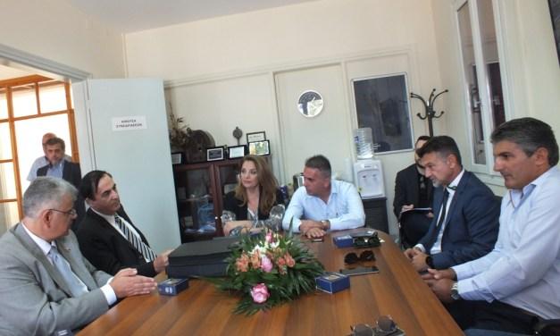 ΙΘΑΚΗ : Σύσκεψη Γκερέκου – δημάρχων – επενδυτών και τοπικών επιχειρηματιών για την επένδυση του μισού δις ευρώ!