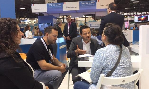 """Απευθείας αεροπορική σύνδεση Θεσσαλονίκης-Μπορντώ  και παρουσίαση της Κεντρικής Μακεδονίας ως ξεχωριστού προορισμού για τον οινοτουρισμό στη γαλλική αγορά:  Η Περιφέρεια Κεντρικής Μακεδονίας στη διεθνή τουριστική έκθεση """"IFTM Top Resa 2019"""" στο Παρίσι"""